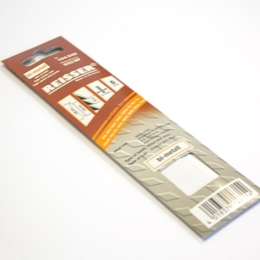 Reisser Sabre Saw Blade Bosch Type For Metal ,922 BF, 1.8x130 mm, pack of 5 Image 1