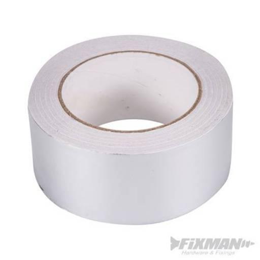 Aluminium Foil Tape, 50 mm, 45 m Image 1