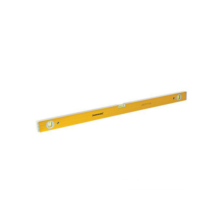 Silverline Euro Spirit Level, 1000 mm Image 1