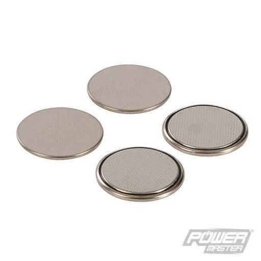 Powermaster Lithium Button Cell CR2016 4pk Image 1