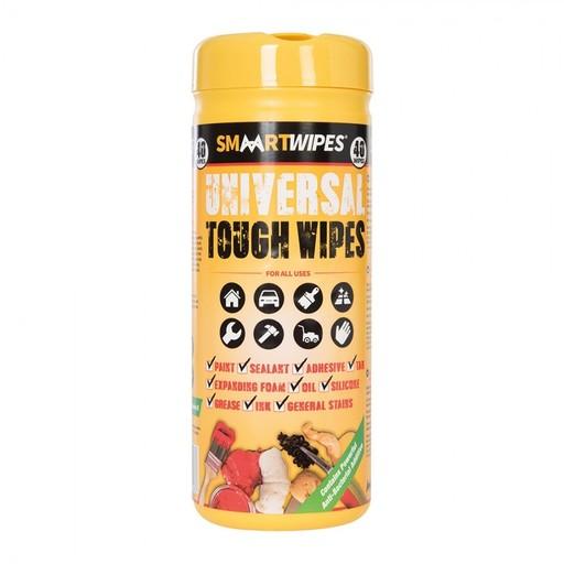 Universal Tough Wipes, 40 pcs Image 1