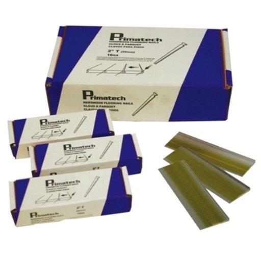 Primatech L Flooring Nails, 38 mm, 1000 pcs Image 1