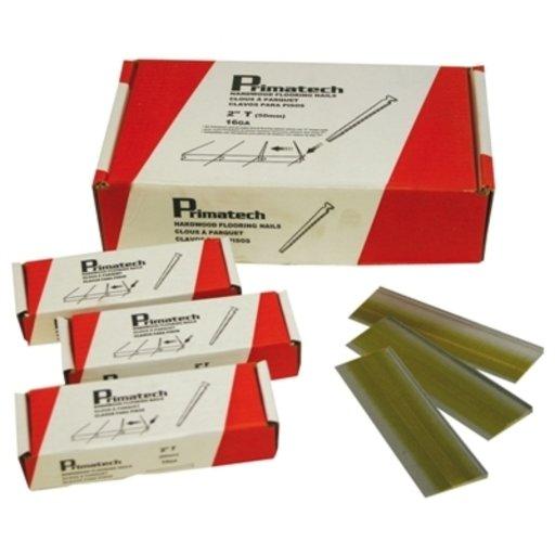 Primatech T Flooring Nails, 38 mm, 1000 pcs Image 1