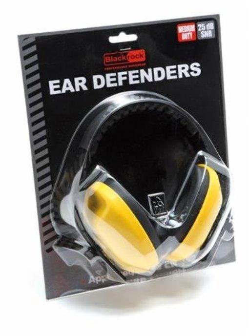 BlackRock Comfort Ear Defender Image 1