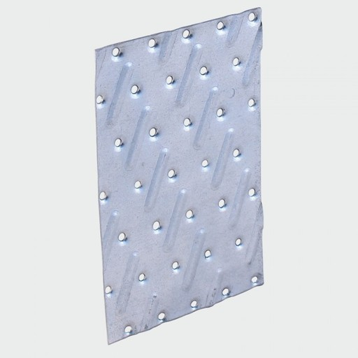 Galvanised Timber Jointing Nail Plate, 42x178 mm Image 1