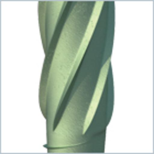 In-Dex Decking Screw, 4.5x50 mm, 175 pk Image 3