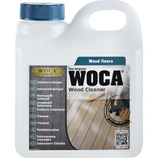 WOCA Wood Cleaner, 2.5L Image 1