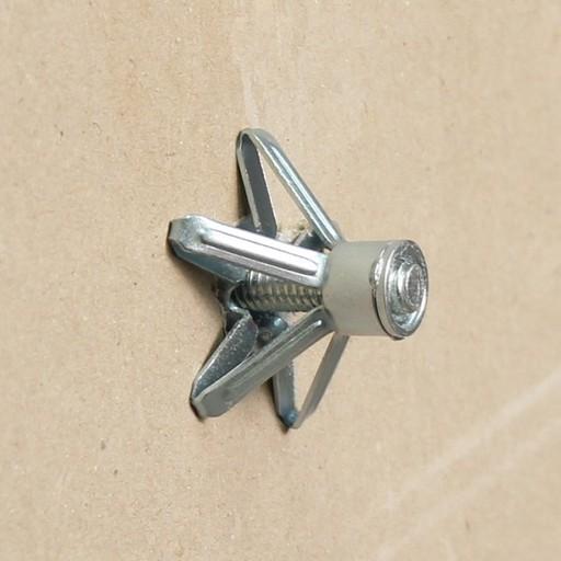 Metal Cavity Anchors, M6x65, 40 pk Image 2