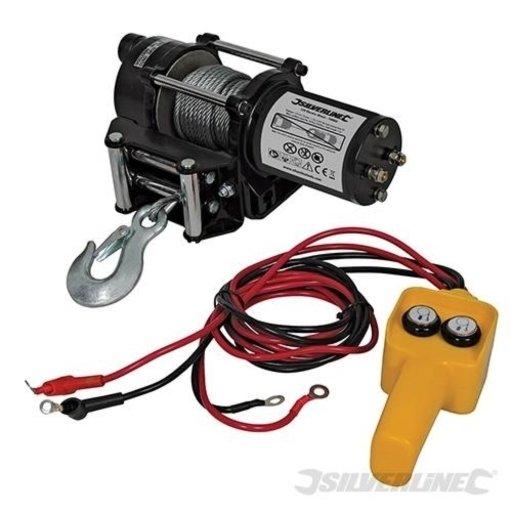 DIY 12V Electric Winch Image 1