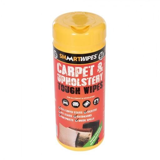 Carpet & Upholstery Tough Wipes, 40 pcs Image 1