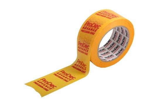 Low Tack Precision Masking Tape, Yellow, 48 mm, 50 m Image 1