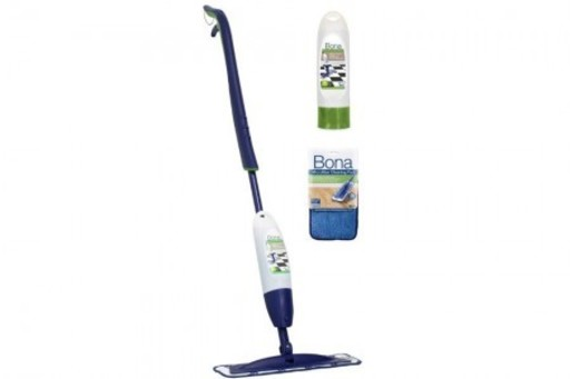 Bona Spray Mop Cleaning Kit for Stone, Tile & Laminate Floors Image 2