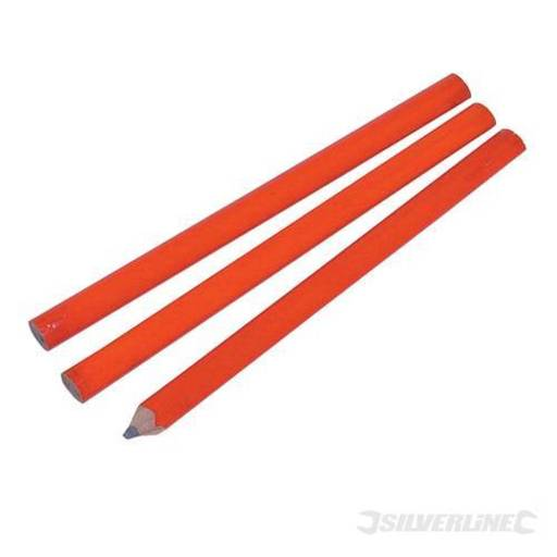 Carpenters Pencils, Pack of 3 Image 1