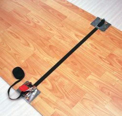 Unika Tension Belts (Straps) For Wood Floor Installation Image 1