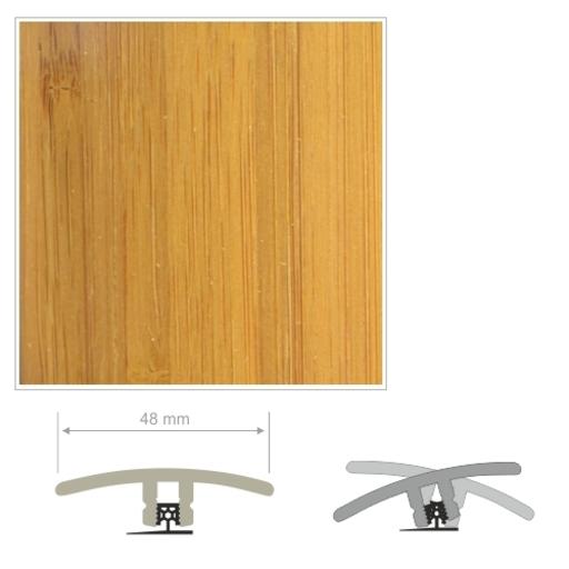 Veneered Bamboo Threshold, 90 cm Image 1