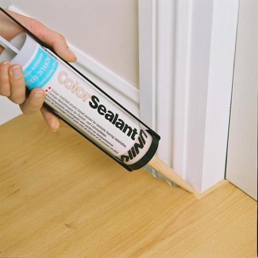 Unika Color Sealant, Grey Dust, 310 ml Image 1