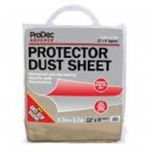ProDec Protector Dust Sheet, 3.2 x 2.4 m Image 1