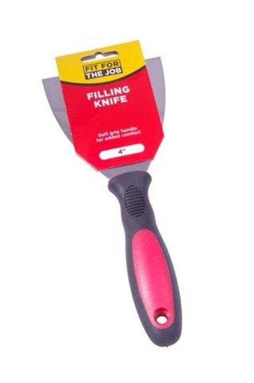 Soft Grip Filling Knife, 4 inch (100 mm) Image 1