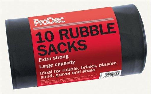 Heavy Duty Rubble Sacks (10 pcs) Image 1
