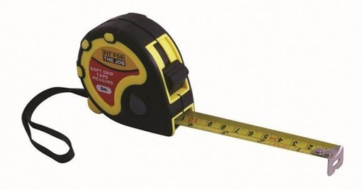 Retractable Tape Measure, 5 m Image 1