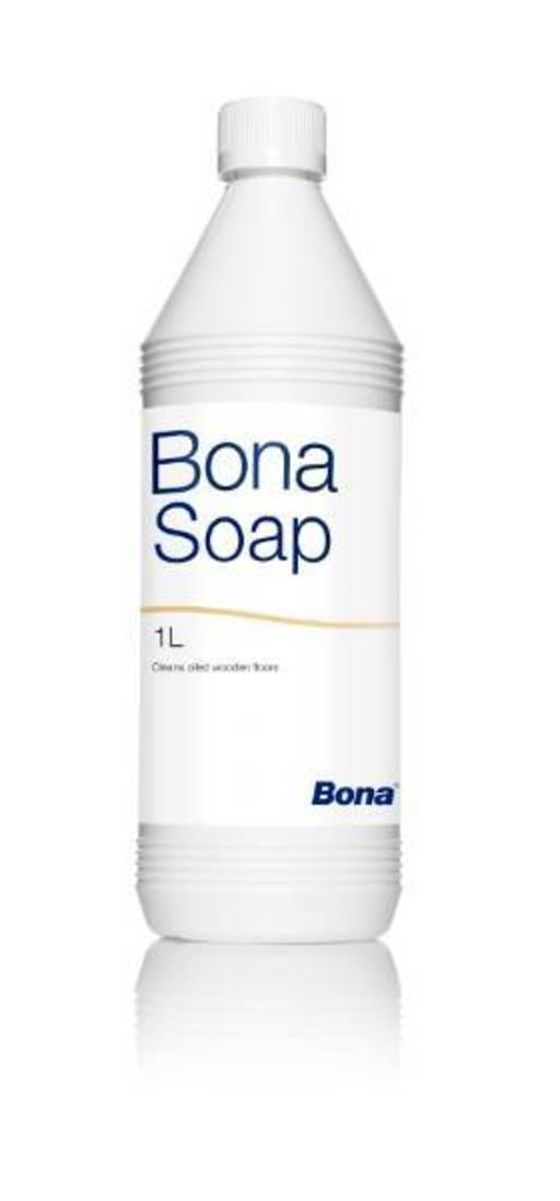 Bona Soap (Cleaner for Oiled Floors), 1L Image 1