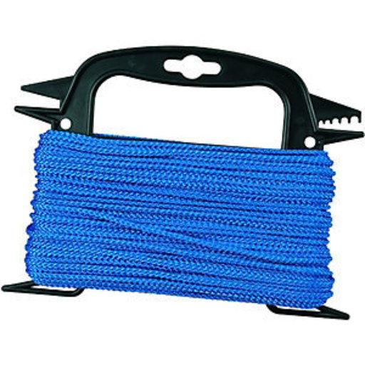 Multi-Functional Rope, Blue, 3 mm, 30 m Image 1