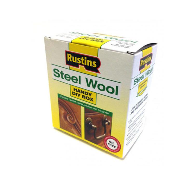 Steel Wool Mixed Retail Pack Image 1