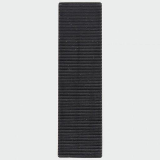 Flat Packers, Black, 100x28x2 mm, 200 pk Image 1