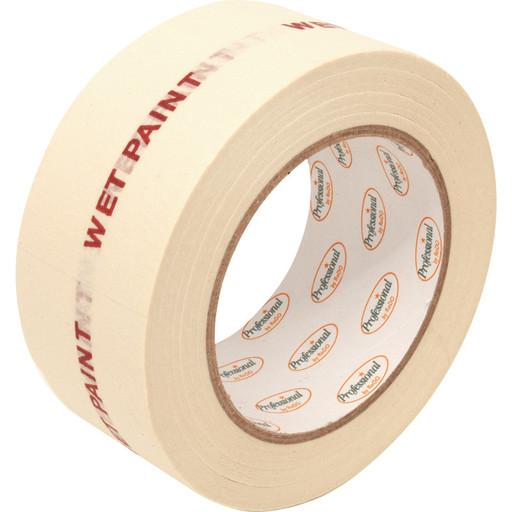 Low Tack Masking Tape, 38 mm, 50 m Image 1