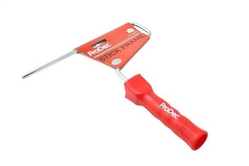 ProDec Push-Fit Stick Roller Frame, 10 inch (250mm) Image 1