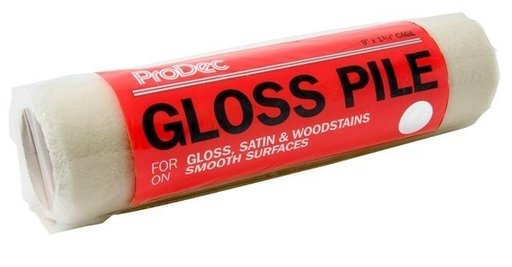 ProDec Gloss Pile - Simulated Mohair Roller, 9 inch (225 mm) Image 1