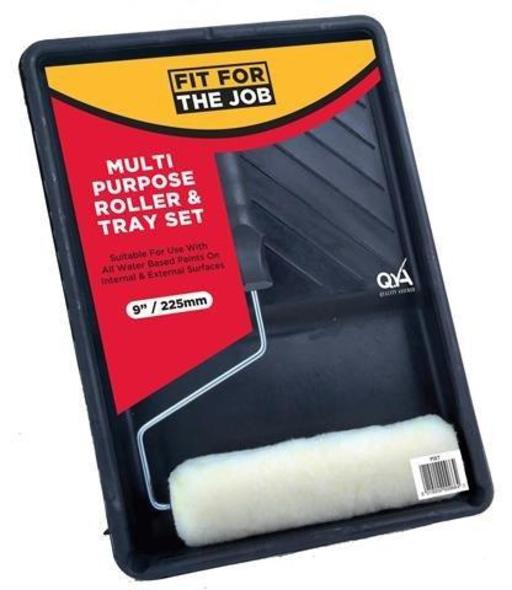 FFJ Roller Kit, 9 inch Image 1