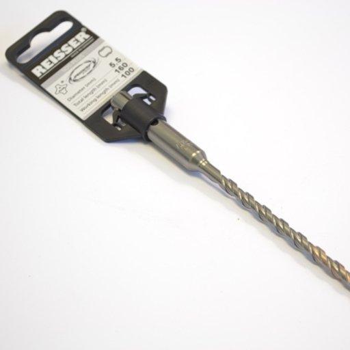 Reisser Speedster SDS Plus Hammer Drill Bit, 5.5x160 mm Image 1