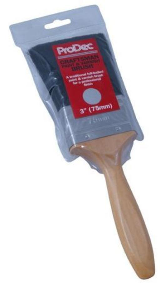 Craftsman Paint Brush, 3 inch Image 1
