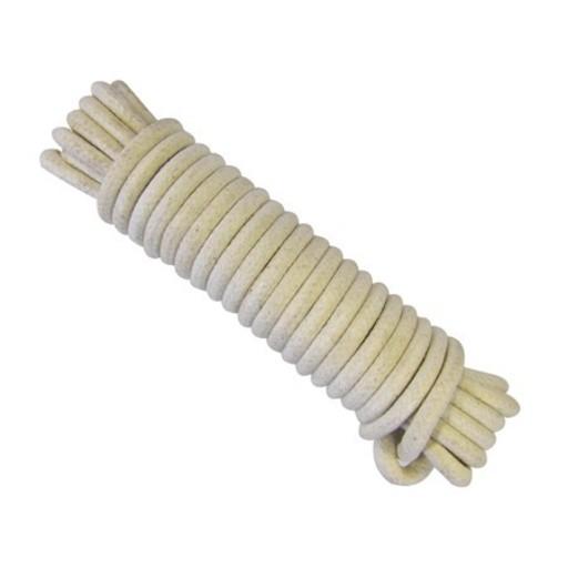 Sash Cord, No.3, 5 mm, 8 Plaited Jute, 12.5 m Image 1