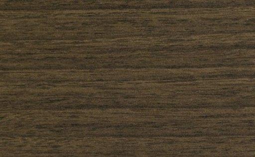 HDF Dark Walnut Scotia Beading For Laminate Floors, 18x18 mm, 2.4 m Image 2