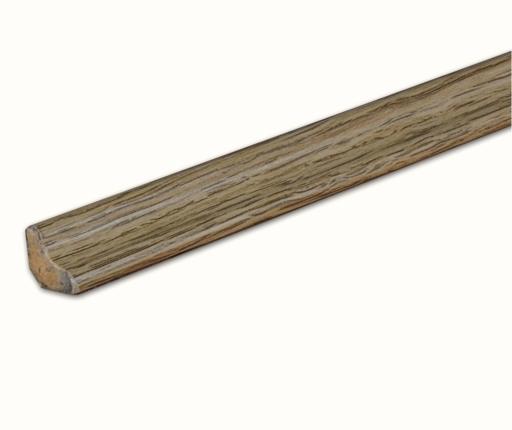 HDF Noble Oak Scotia Beading For Laminate Floors, 18x18 mm, 2.4 m Image 1