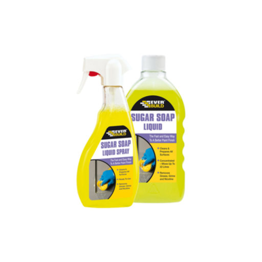 Sugar Soap Liquid, 1L Image 1