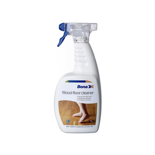 Bona Wood Floor Cleaner, Spray 1L Image 1