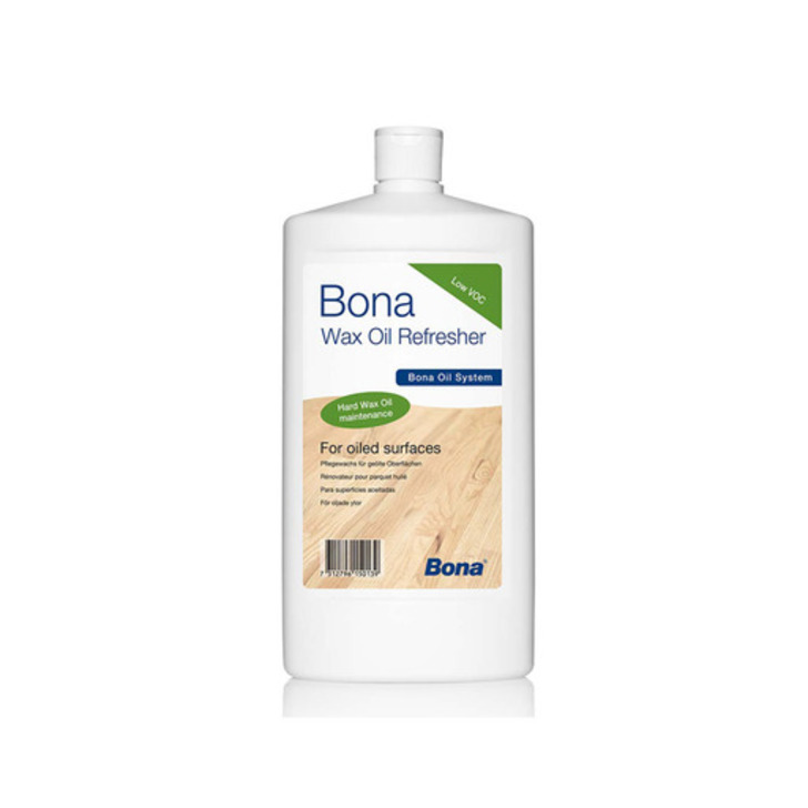 Bona Wax Oil Refresher, 1L Image 1