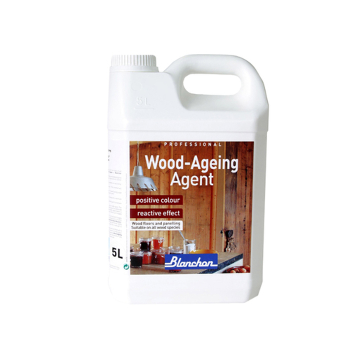 Blanchon Wood-Ageing Agent Wenge, 5L