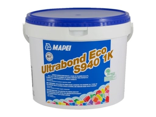 Mapei Ultrabond Eco S940, 1-Component Wood Floor Adhesive 15 kg