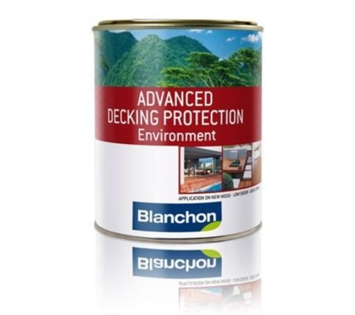 Blanchon Advanced Decking Protection Environment, Dark Wood, 5L