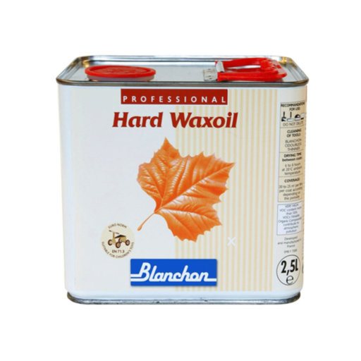 Blanchon Hardwax-Oil, Natural, 2.5 L