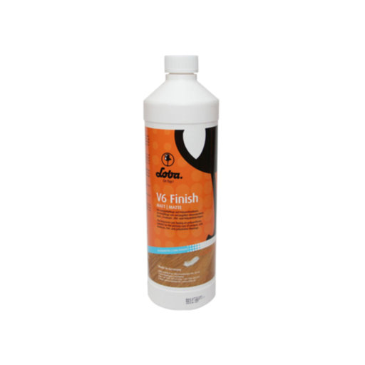 LobaCare V6 Floor Polish, Gloss, 1 L