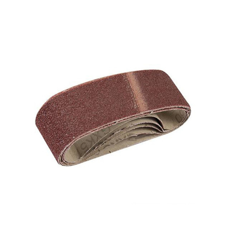 Silverline Corner Machine Sander Belts, 40G, 40x305 mm