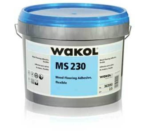 Wakol MS230 Wood Flooring Adhesive, 18 kg
