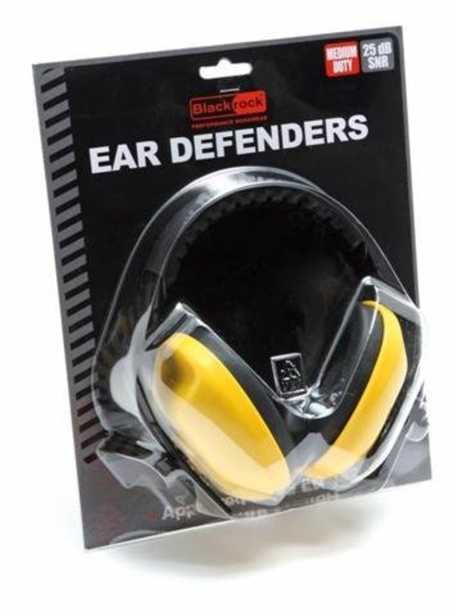 BlackRock Comfort Ear Defender