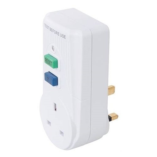 Active Plug-in RCD, 13A