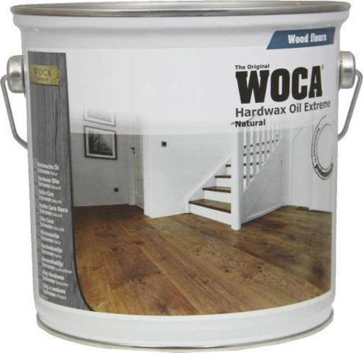 WOCA Hardwax-Oil, Black, 2.5L